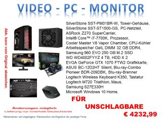 VIDEO - PC mit Monitor